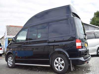 Reimo Sport Line Swb Vw T5 T6 High Top Roof Uk Leisure