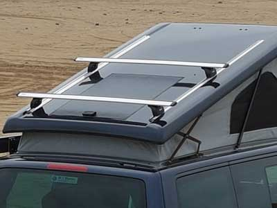 Thule Wing Bar Roof Rack With Reimo Active Rails Uk